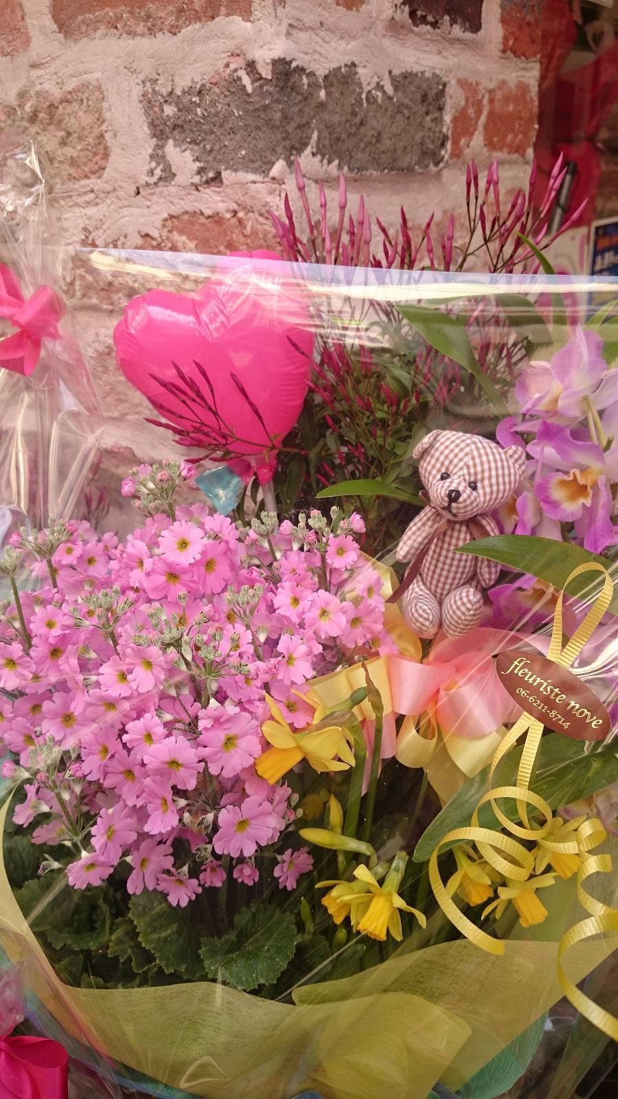季節毎や新しいお花などトレンドに敏感