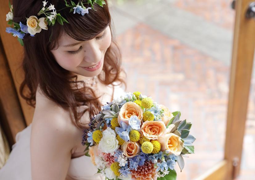大好きなお花に囲まれながら幸せのお手伝いをしませんか?