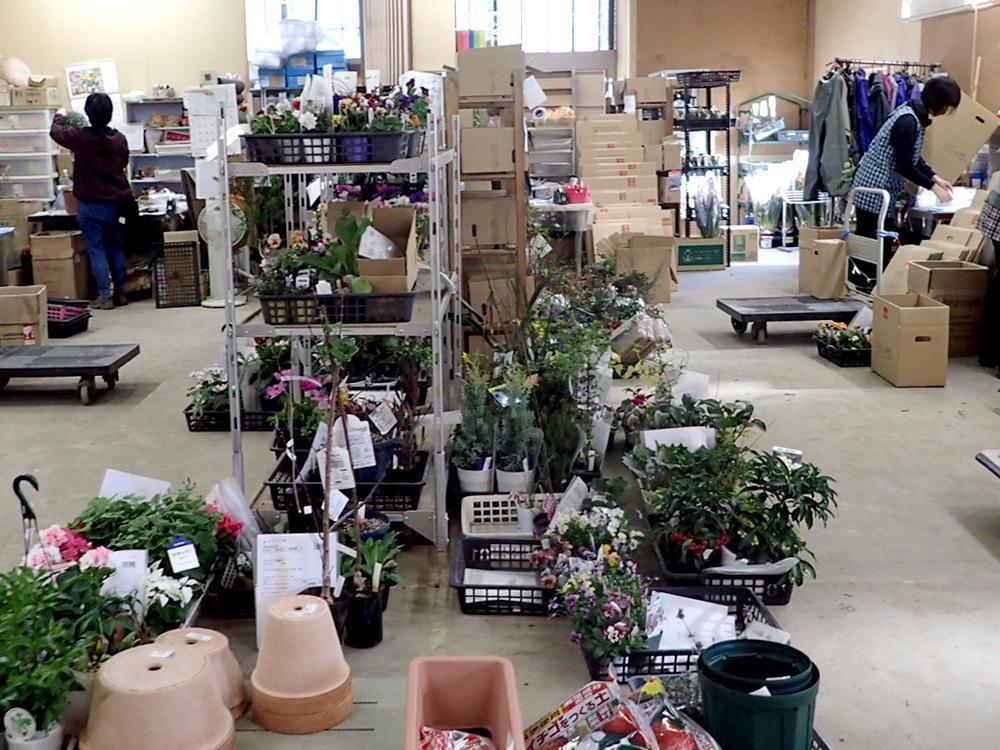 未経験者歓迎!植物の苗や園芸用品の梱包スタッフ