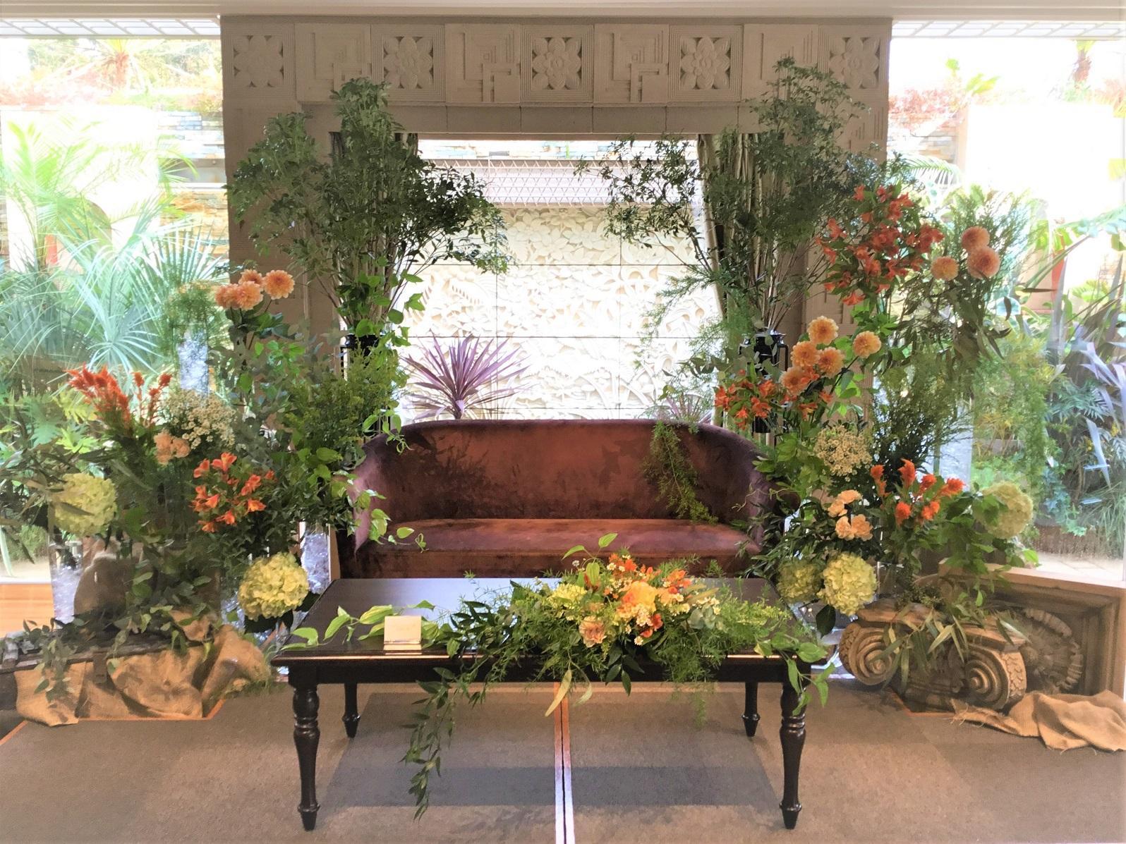 ブライダル装花製作経験者募集!!安定の上場企業