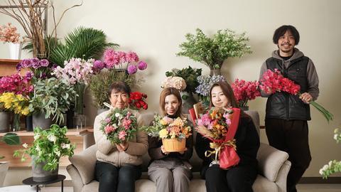 花のEC通販企業でフローリスト経験者を募集|葛西 / 社割有