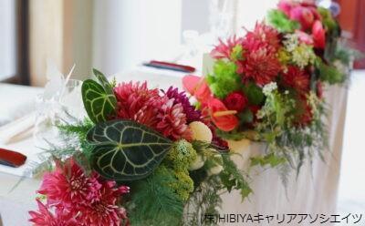 日比谷花壇グループの派遣会社が大阪エリアの募集をスタート!