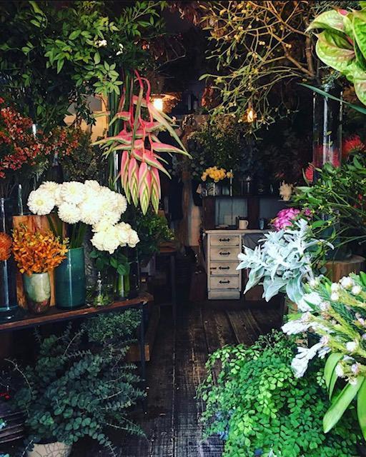 恵比寿 asebi 店舗、装飾スタッフ募集