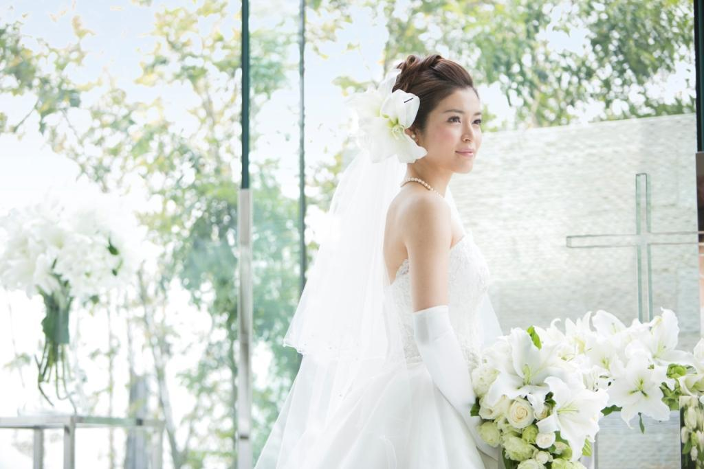 結婚式場のフラワーコーディネーター(金沢)