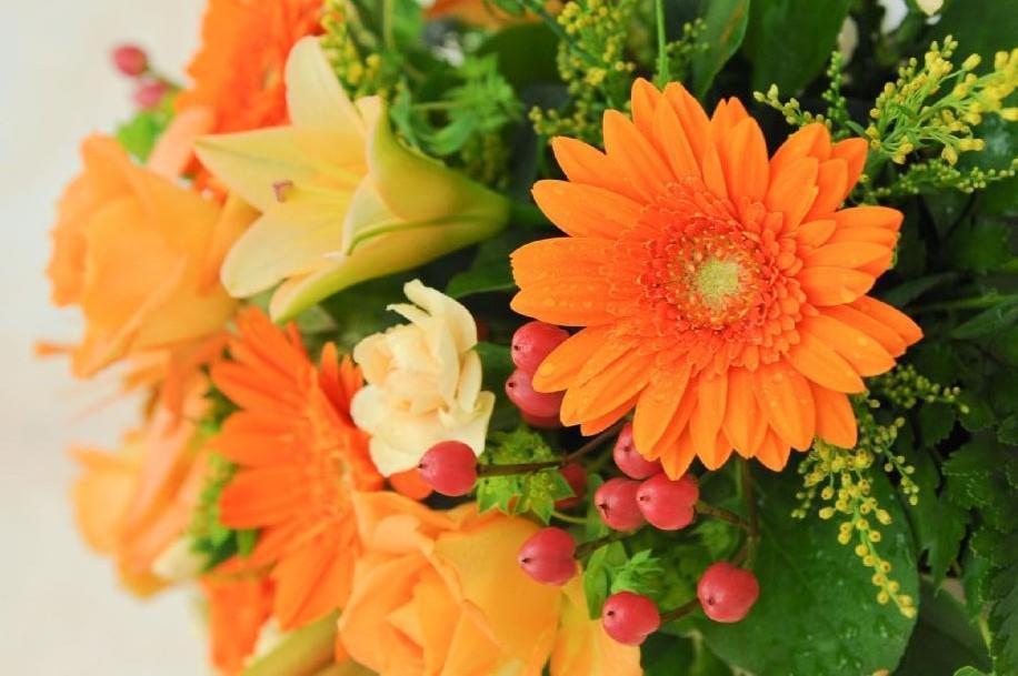 【花専門派遣コパン】年末大募集★お花屋さんで大活躍!